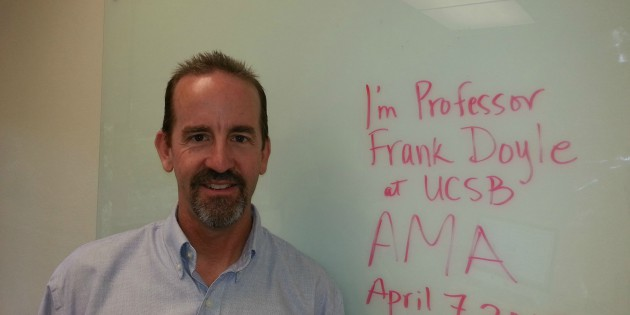 Frank Doyle featured in a reddit AMA!