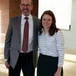 The Doyle Group's Newest PhD, Dr. Kelsey Dean!