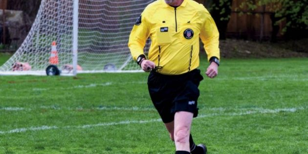 Science Dean, Soccer Judge